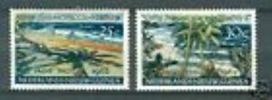 Ned-Nieuw-Guinea-76-77-PAGO-PAGO-1962-luxe-postfris-MNH