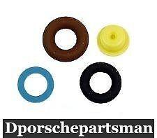 Lower Porsche 912 // 914 // 928 Fuel Injector Seal NEW #NS Small Diameter 8