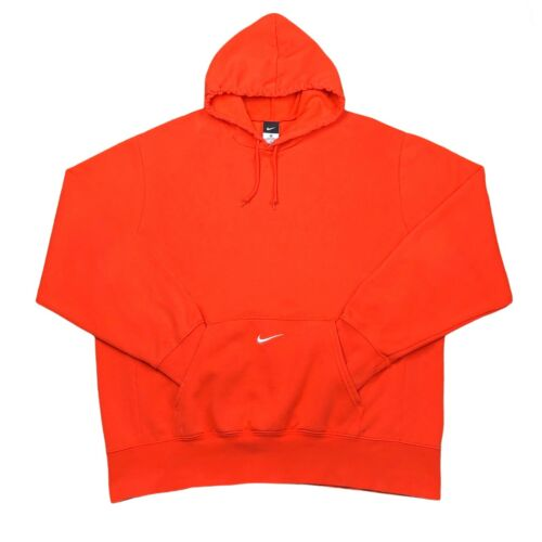 Vintage Nike CENTER SWOOSH Hoodie sz XL Travis Sco