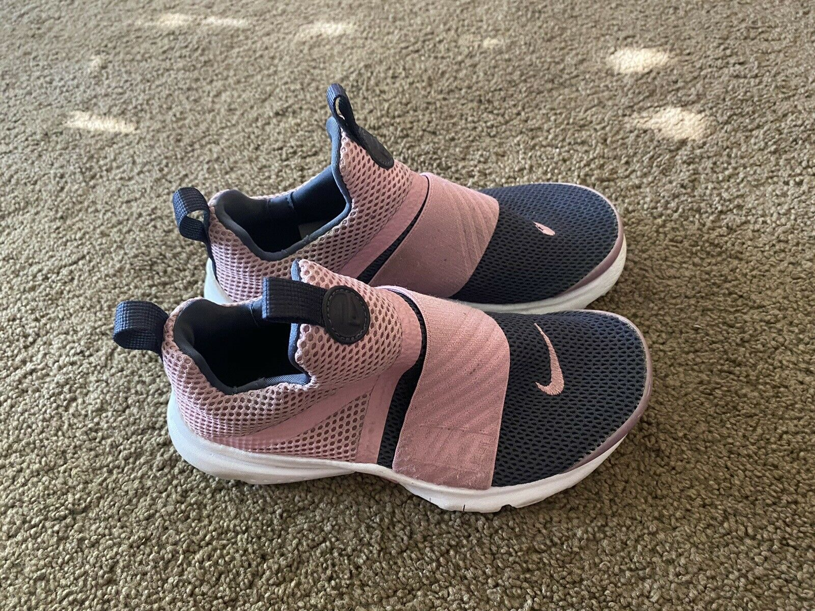 Nike Presto Extreme (GS) Shoes Grey