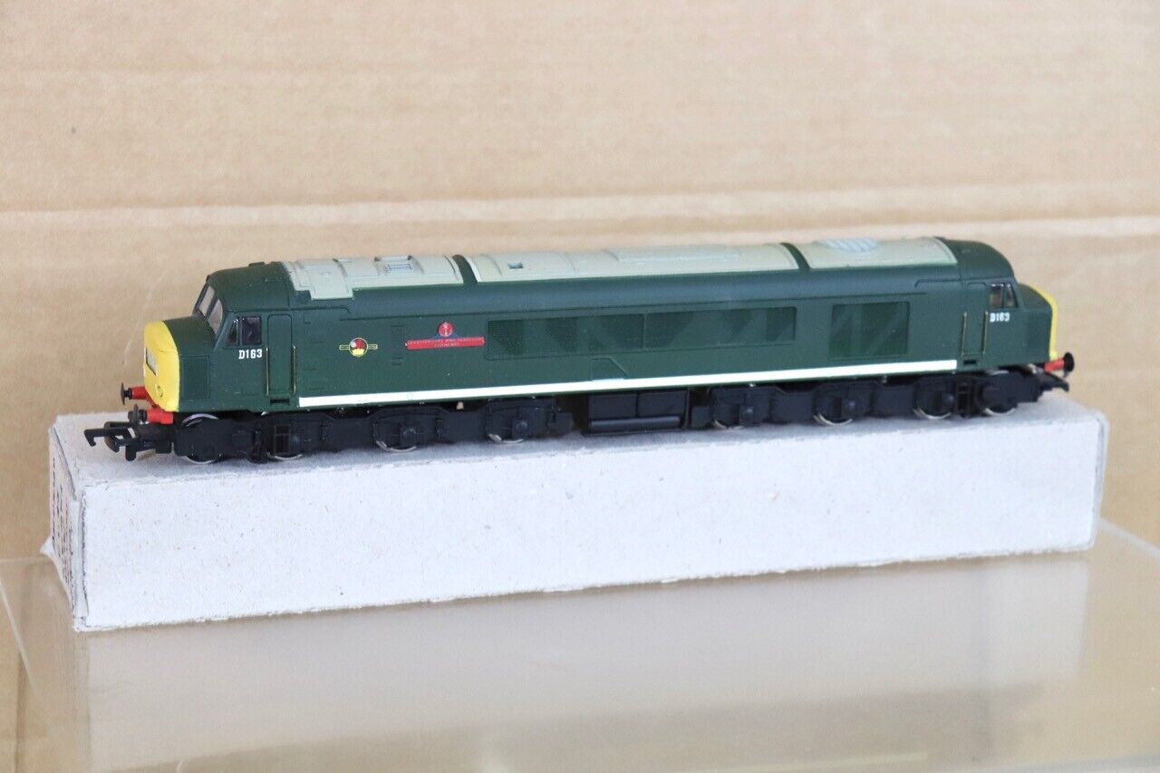 BACHMANN REFINISHED BR CLASS 45 LOCO D163 LEICESTERSHIRE & DERBYSHIRE YEOMANRY