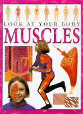 Muscles (Look at Your Body) (English and Spanish Edition) by Parker, Steve