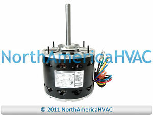 New furnace a o smith blower motor 1 3 hp 115 volt for Ao smith furnace motors