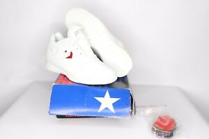Vintage-90s-New-Converse-Women-039-s-Size-8-5-Mega-Cheer-Low-Cheerleader-Shoes-White