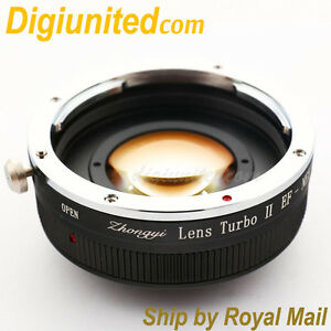 Zhongyi-Lens-Turbo-II-Reducer-Booster-Canon-EOS-EF-to-Sony-E-Adapter-NEX-7-A6000