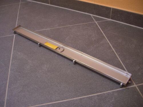 TECE Drainline Fliesenmulde plate gerade für Duschrinne; 70-80-90-100-120-150cm