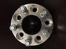 """1pc 1"""" 5 Bolt Lug Hub Wheel Adapter 5x120 Spacer 12X1.5 BMW 330 Bolt On NEW"""