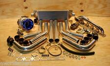 BMW E36 92-99 Turbo Kit Turbocharger T3 T4 318i 325i 328i 6 cyl M50 M52