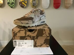 Details about Nike Air Max 90 Hyperfuse SP UK Camo 2013 Authentic NEW 11