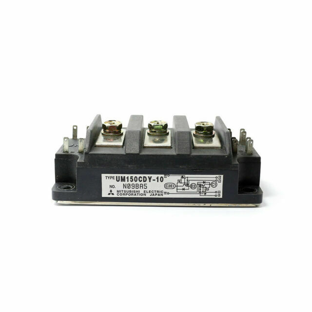 Mitsubishi Um150cdy-10 IGBT Module UM150CDY10 1 Year for sale online