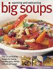 Warming and Welcoming Big Soups: Over 70 Comforting Recipes for Hearty, Creamy, Spicy, Chunky and One-pot Soups by Debra Mayhew (Paperback, 2014)