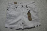Womens Levis Shorts $44