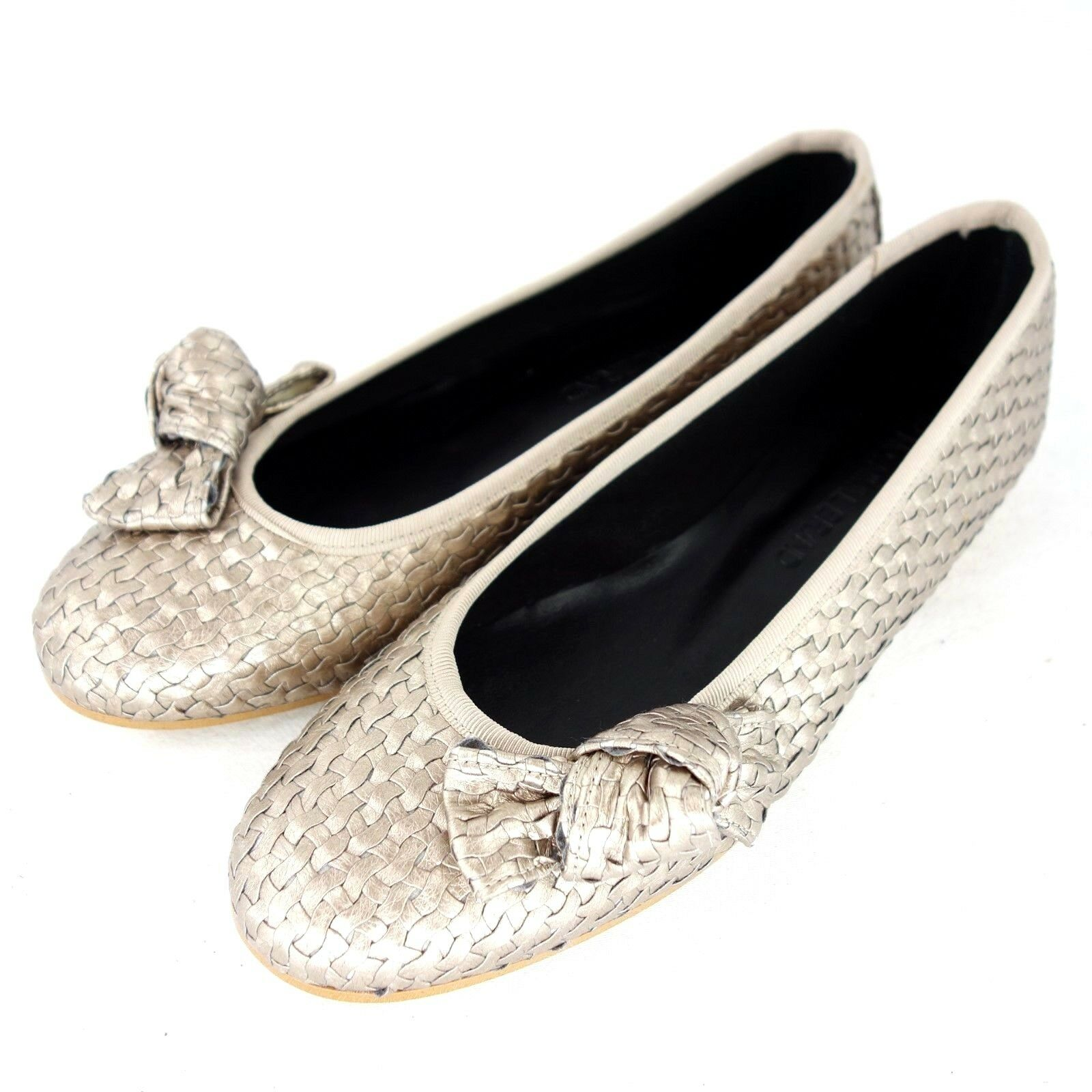 THE NO ANIMAL BRAND Damen Ballerinas Schuhe WAIKA 36 37 38 Geflochten NP 179 NEU