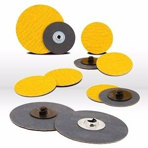 """Pack Of 12 Arc Abrasives Surface Conditioning Disc,2/"""",50 Grit 71-31652 Quality!"""