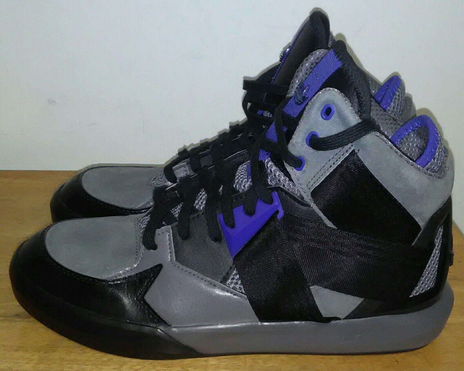 Adidas Emv 004001 Hi Tops Tops Tops Leather Classic Sneaker