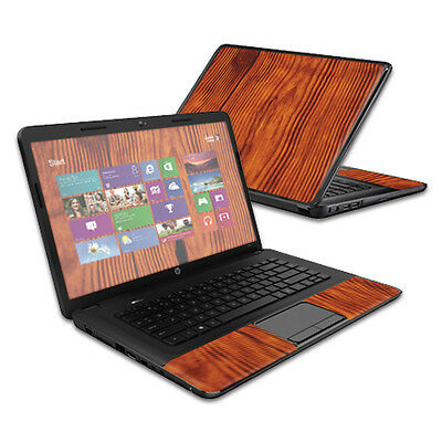 """Skin Decal Wrap for HP 2000 Laptop (2013) 15.6"""" sticker Knotty Wood"""
