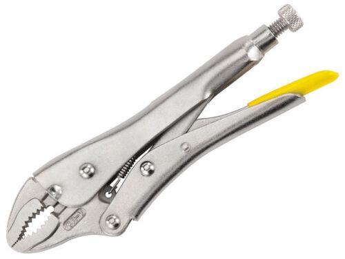 environ 22.86 cm Curved Jaw 0-84-809 Stanley STA084809 Verrouillage Pinces 9 in