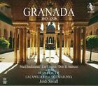 Granada 1013-1526 von Jordi Savall,La Capella Reial de Catalunya (2016)