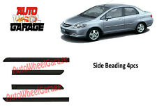 Premium Quality Black Side Beading for Honda City ZX-Set of 4