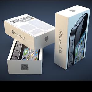 Boite-Scelle-Apple-Iphone-4s-16GB-Debloque-Smartphone-en-Boite