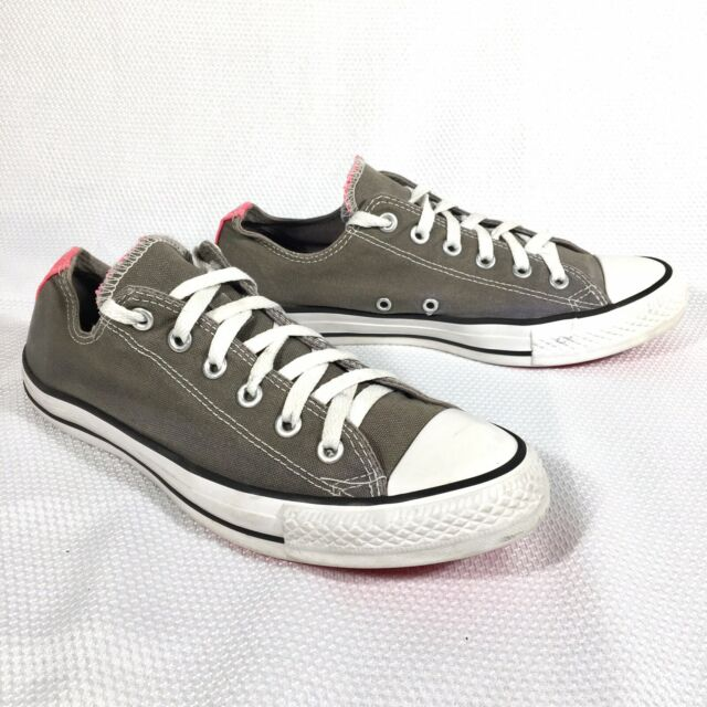 Star Double Tongue Grey Pink Shoes