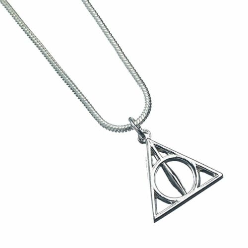 Necklace Harry Potter Deathly Hallows