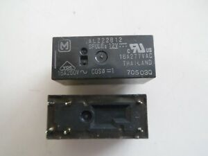Alz22b12 Spule 12vdc 16a 277vac *neu* *1 Stück* Rheuma Lindern Automation, Antriebe & Motoren Halbleiterrelais