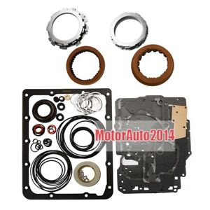 Details about 4T65E Transmission Master Overhaul Rebuild Kit For VOLVO S80  XC90 99-06 4-SPEED