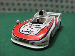 PORSCHE-908-4-3000cc-Spyder-034-Nurburgring-1981-034-1-43-Best-9557-LE