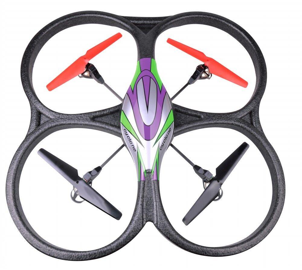 WLtoys V262 Cyclone 4CH 6-achse RC Quadrocopter RTF 2.4GHz ohne Camera