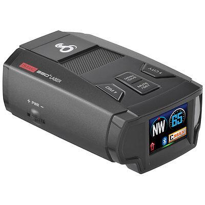 Cobra SPX 7800BT Maximum Performance Radar/Laser/Camera Detector