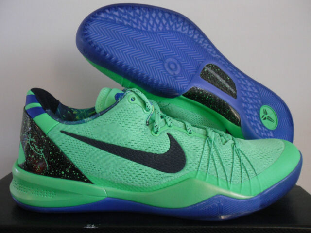 386a9065292f Nike Zoom Kobe 8 System Elite Size 16 Mens Poison Green Shoes 586156 ...