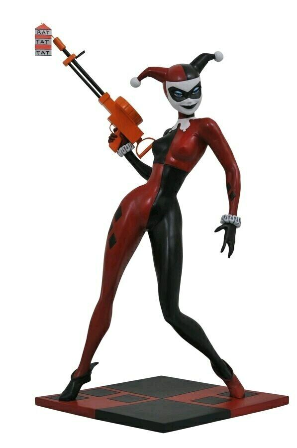 Batuomo  The Animated Series  Harley Quinn StatueDSTMAY182302
