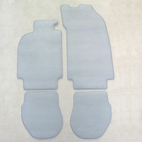 Fußmatten Thomatex E für BMW Z3 2tlg ab 03.96  auch 2002 Halter