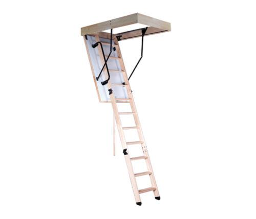 Termo ES Treppen Speichertreppe Bodentreppe Holztreppe Schutzkappen U=1,22