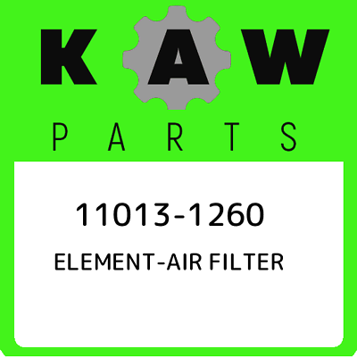 11013-0782 OEM Kawasaki Air Filter 2020 Teryx KRX1000
