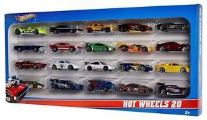 HOT WHEELS SATZ MIT 50 AUTO´s Geschenkset Original Hot Wheels CGN22