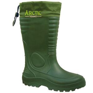 Stiefel & Schuhe Eva Gummistiefel Anglerstiefel Thermostiefel Winterstiefel Weder Zu Hart Noch Zu Weich Lemigo Arctic Thermo