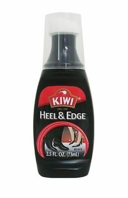 6ac3d4deefb Details about Kiwi Heel & Sole Edge Dye Dressing Color Re BLACK 2.5 oz