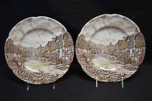 Johnson-Brothers-Olde-English-Countryside-Pair-of-Dinner-Plates