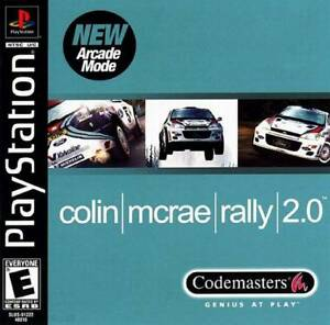 Colin-McRae-Rally-2-0-PS1-Great-Condition-Complete-Fast-Shipping