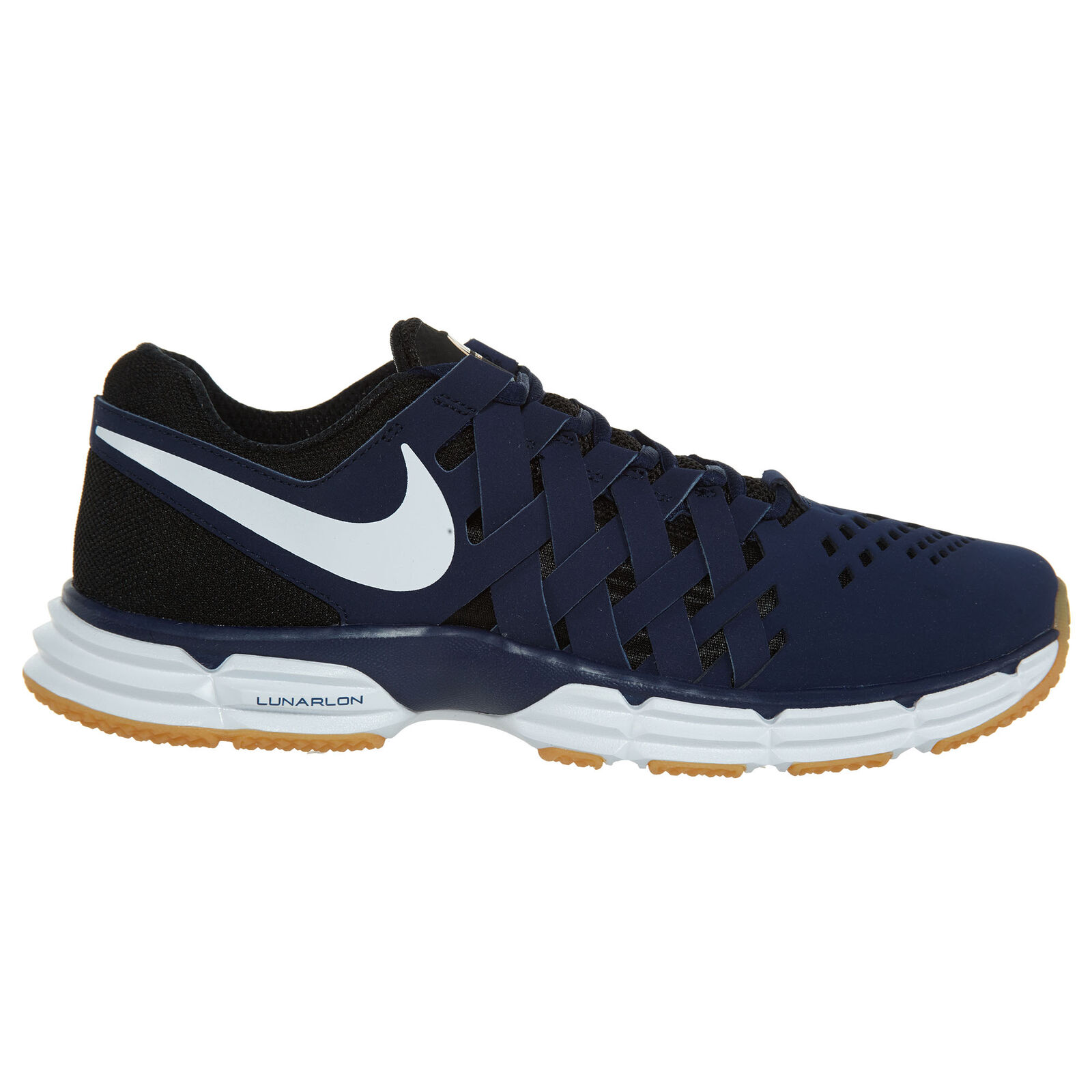 Nike Lunar Fingertrap TR 898066-414 Binary Blue White Gum Training Shoes Comfortable