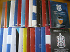 Cardiff City Home Programmes 2009/10