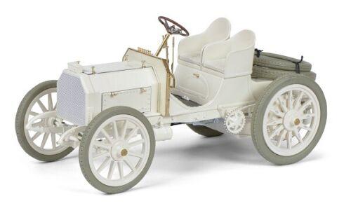 """Schuco 00431-1//18 Mercedes 35 HP /""""1901/"""" weiß Neu"""