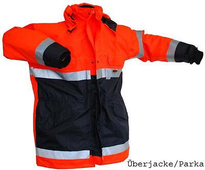 Warnschutzjacke//Warnschutzhose//Pilotjacke//Arbeitskleidung Scotchlite-Reflektor