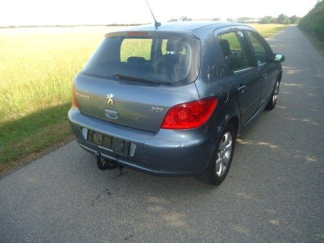 Peugeot 307 1,6 T6 XS Benzin modelår 2006 km 206000