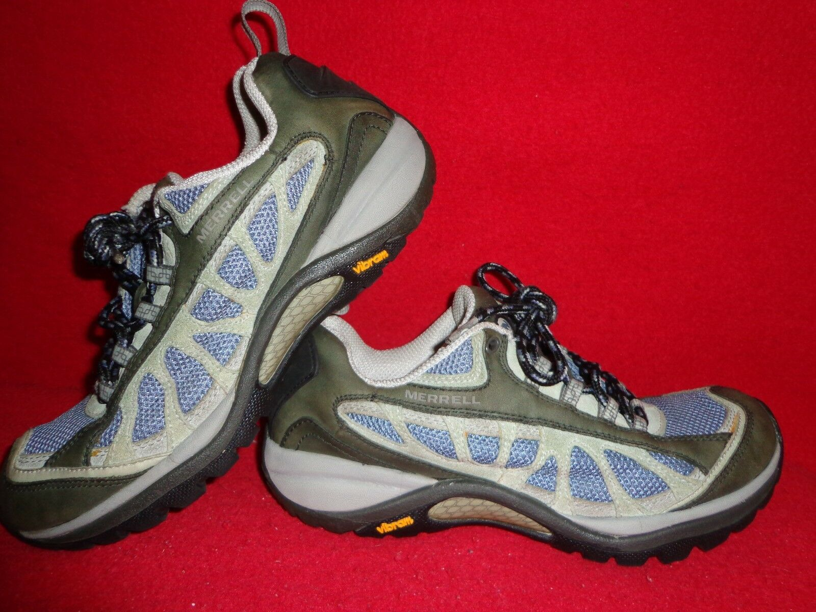 Merrell Form Air Cushion Athletic Women's shoes Multi-color Size 7.5