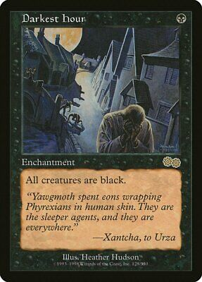 Dark Salvation FOIL Eldritch Moon NM-M Black Rare MAGIC GATHERING CARD ABUGames