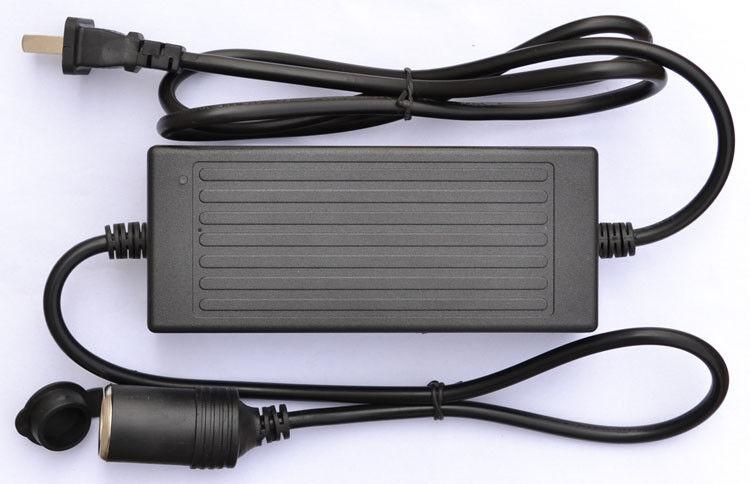 AC 220 V   110 V to DC 12 V 10A Converdeer Wandler 120 Watt - Car Plug  - NEU
