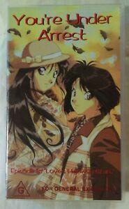 You-039-re-Under-Arrest-Volume-3-VHS-1994-Anime-OVA-Kazuhiro-Furuhashi-Madman